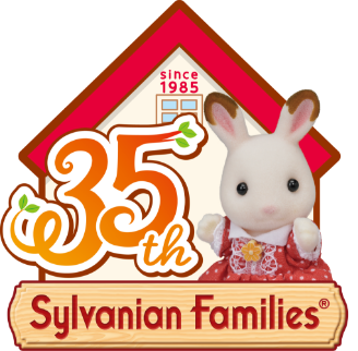 Sylvanian Families 35th special web