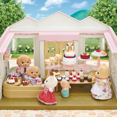 こだわりパティシェのケーキ屋さん
