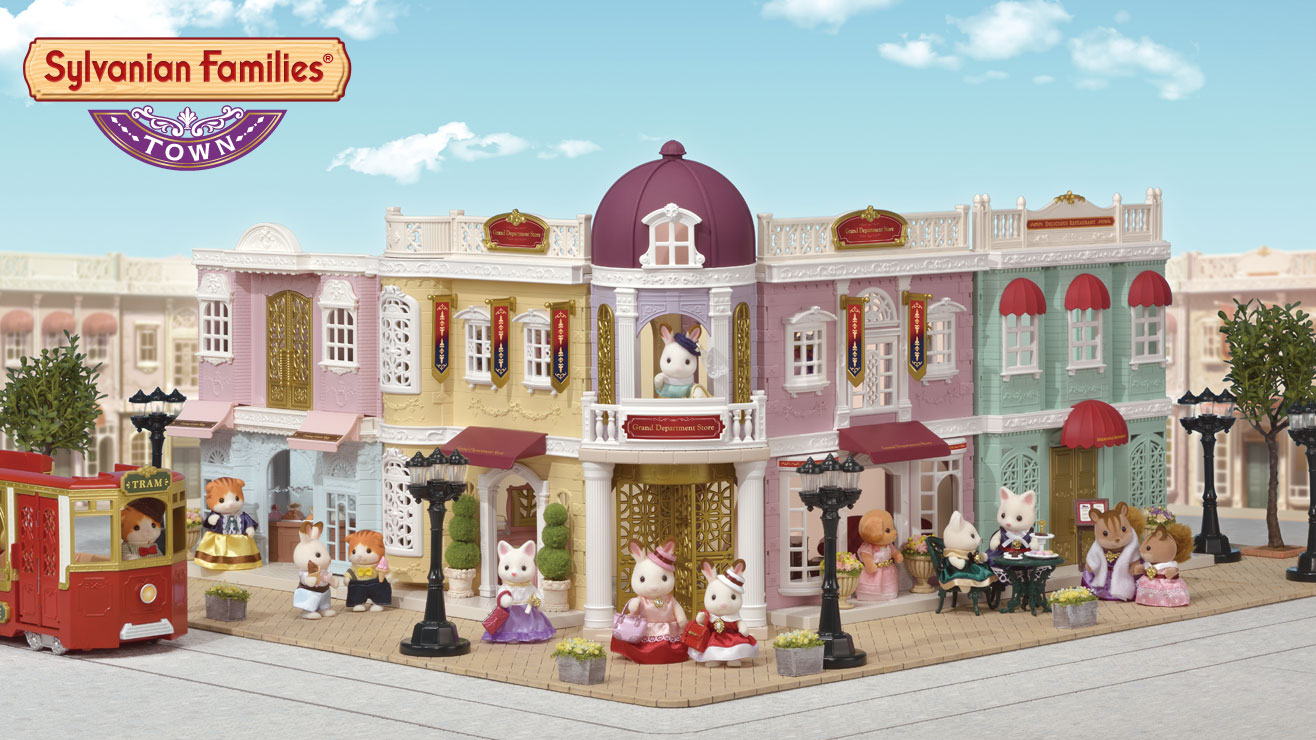 Sylvanian Families | Official Site