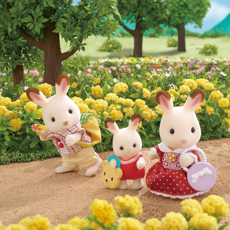 Sylvanian Families Spring