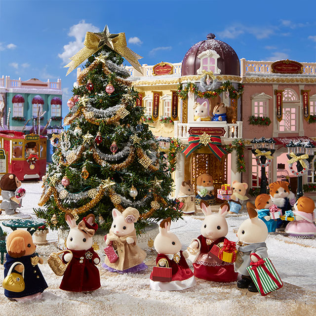 クリスマスのタウンシリーズ