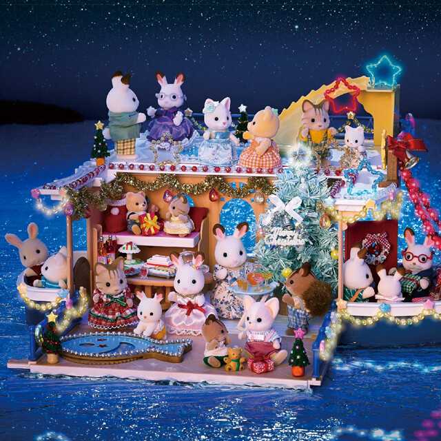 Sylvanian Families Christmas