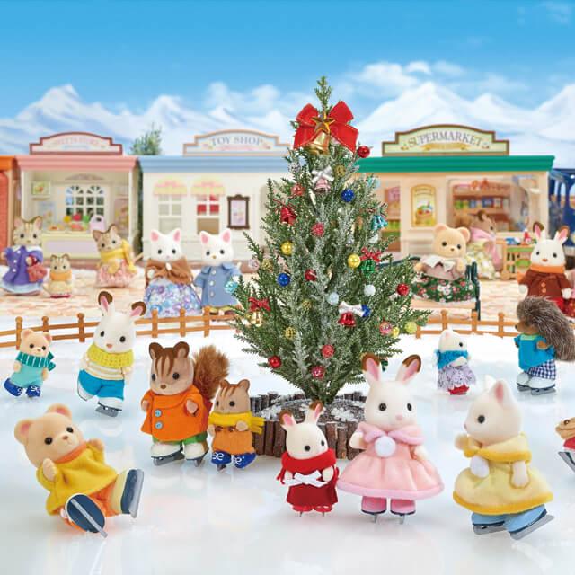 クリスマスの用意はできたかな?