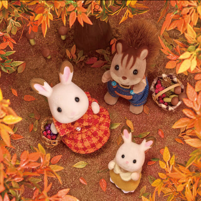 Sylvanian Families night