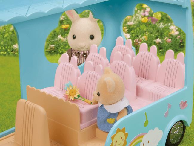 Sunshine Nursery Bus 2