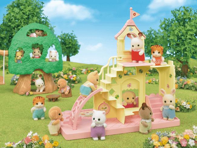 Baby Castle Playground2
