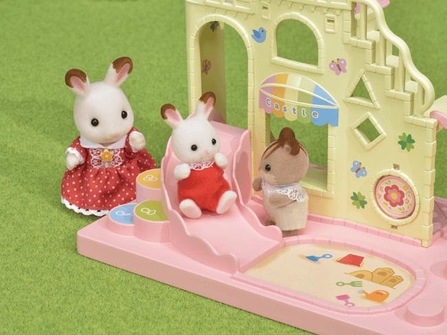 Baby Castle Playground3