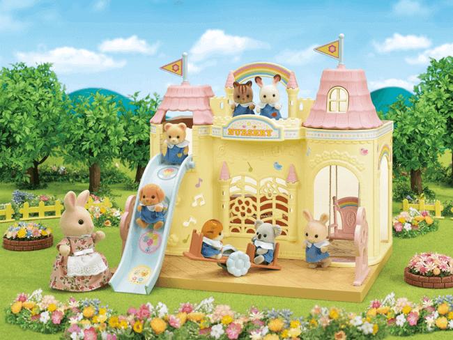 Baby Castle Nursery 1