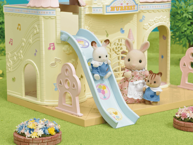 Baby Castle Nursery 2