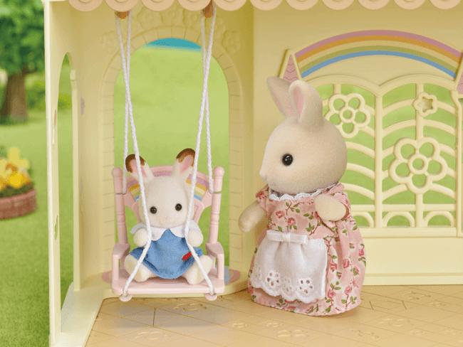 Baby Castle Nursery 3