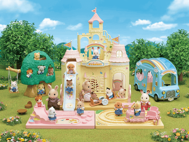 Baby Castle Nursery 4