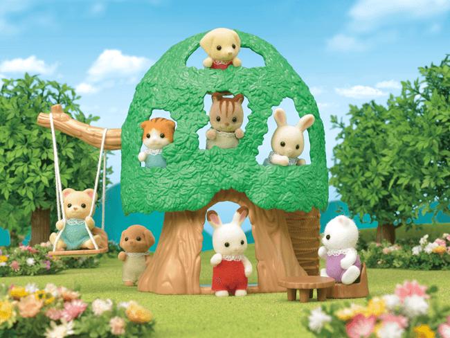 Baby Tree House 1