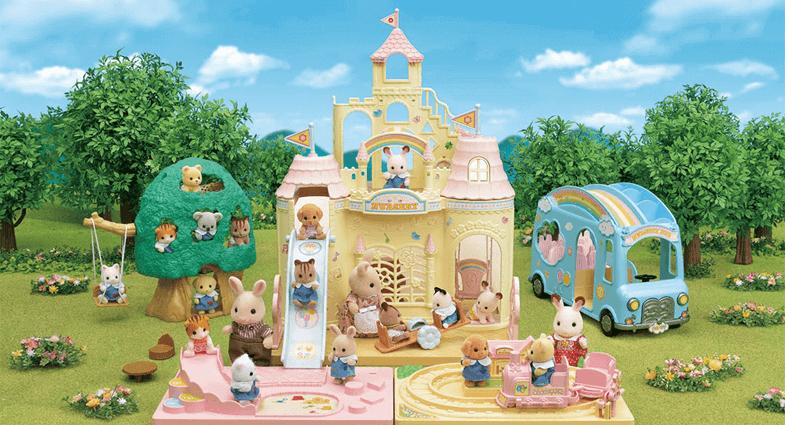 Calico Critters Nursery Series1