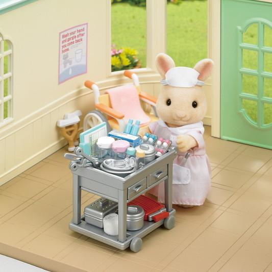 Country Nurse Set - 4