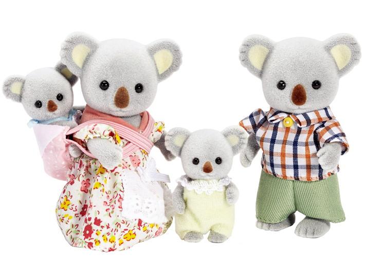 Outback Koala Family - 1