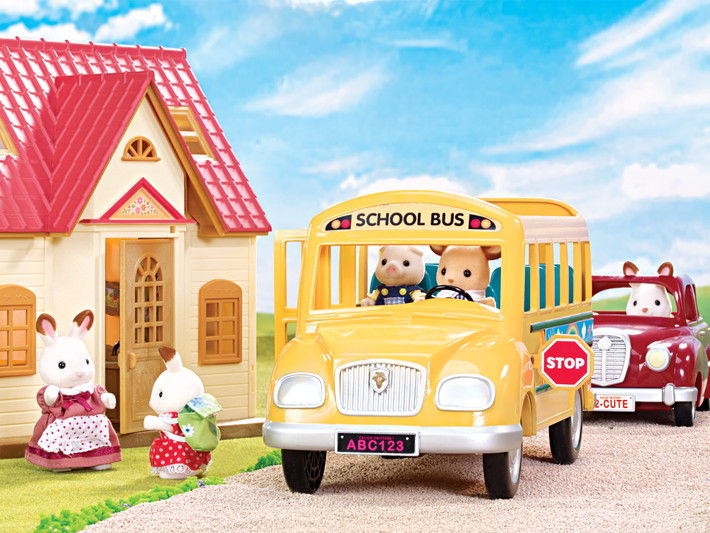 School Bus - 4