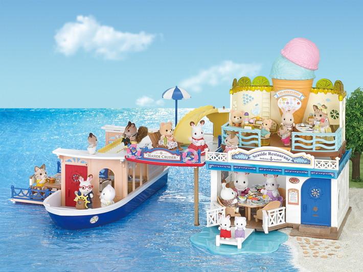 Seaside Ice Cream Shop - 6