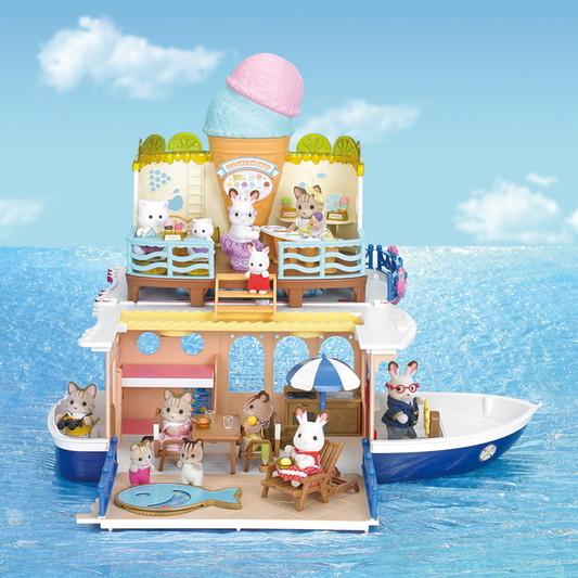 Seaside Ice Cream Shop - 7
