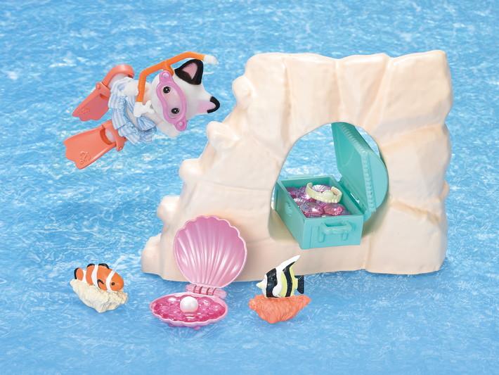 Seaside Treasure Set - 4