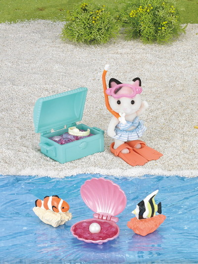 Seaside Treasure Set - 5
