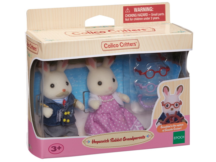 Hopscotch Rabbit Grandparents - 4