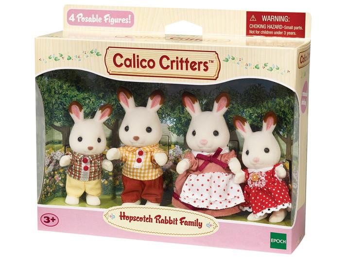 Hopscotch Rabbit Family - 2
