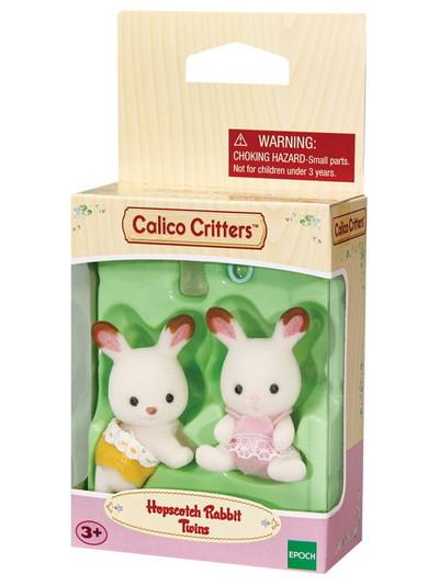 Hopscotch Rabbit Twins - 2