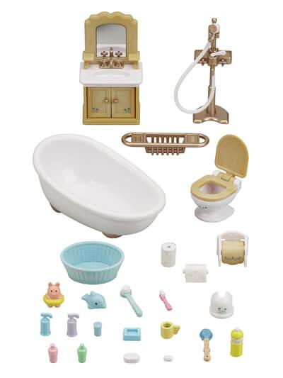 Country Bathroom Set - 5