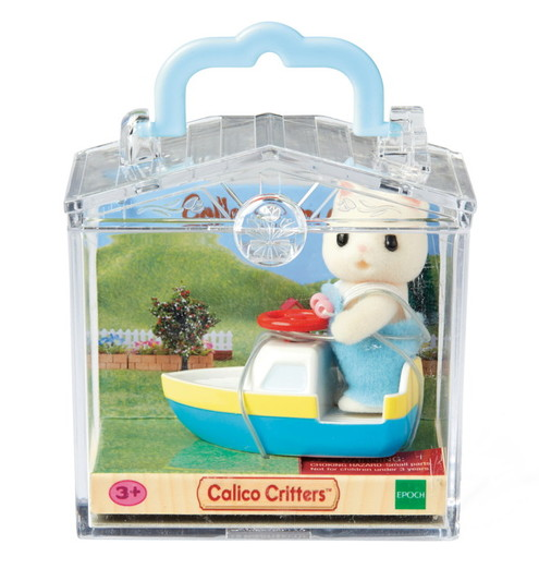 Critters in Mini Carry Cases - 2