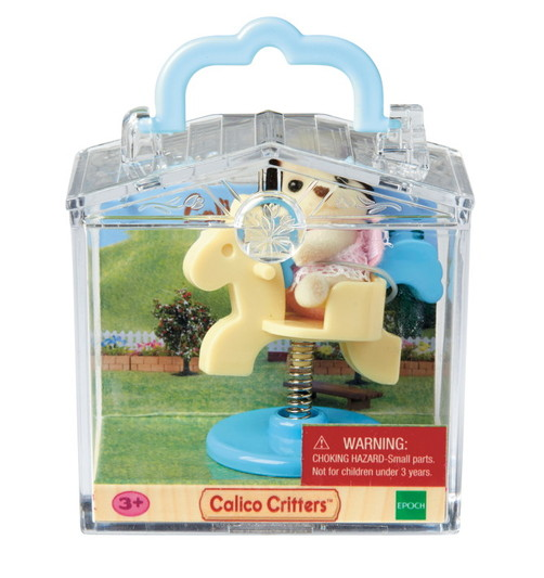 Critters in Mini Carry Cases - 3