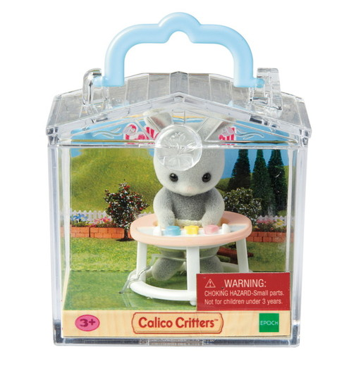 Critters in Mini Carry Cases - 4