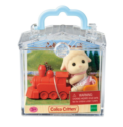 Critters in Mini Carry Cases - 5