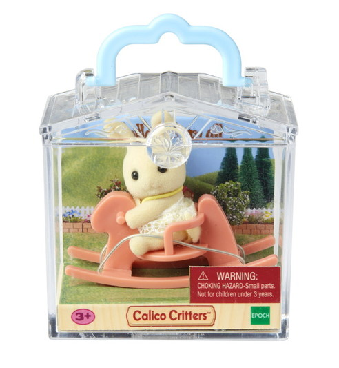 Critters in Mini Carry Cases - 8