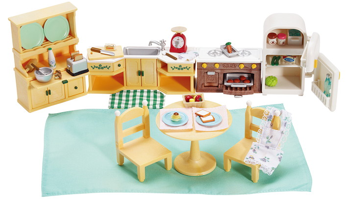 Kozy Kitchen Set - 1