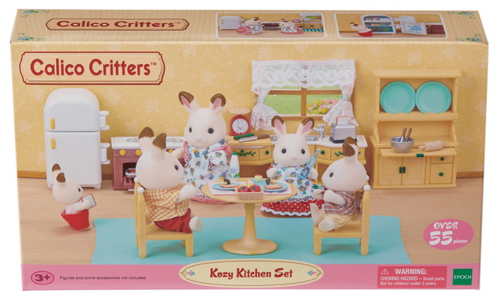 Kozy Kitchen Set - 2