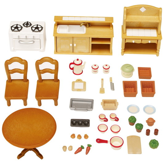 Deluxe Kitchen Set - 7