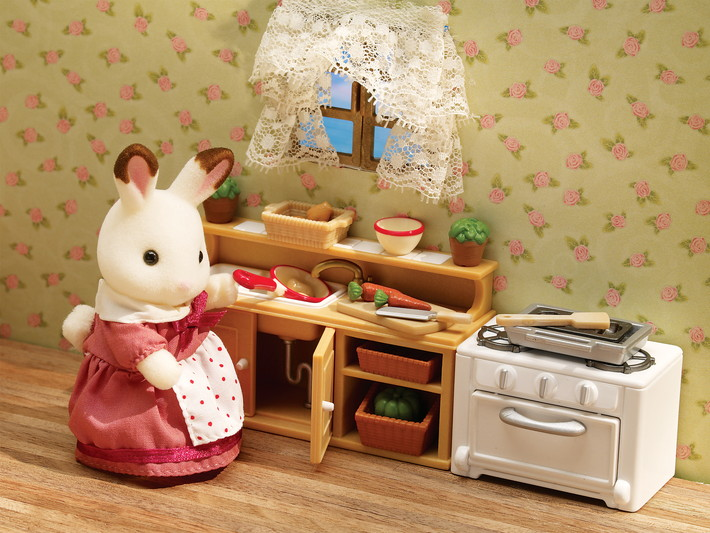 Deluxe Kitchen Set | Calico Critters