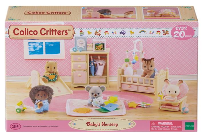 Baby's Nursery Set - 2