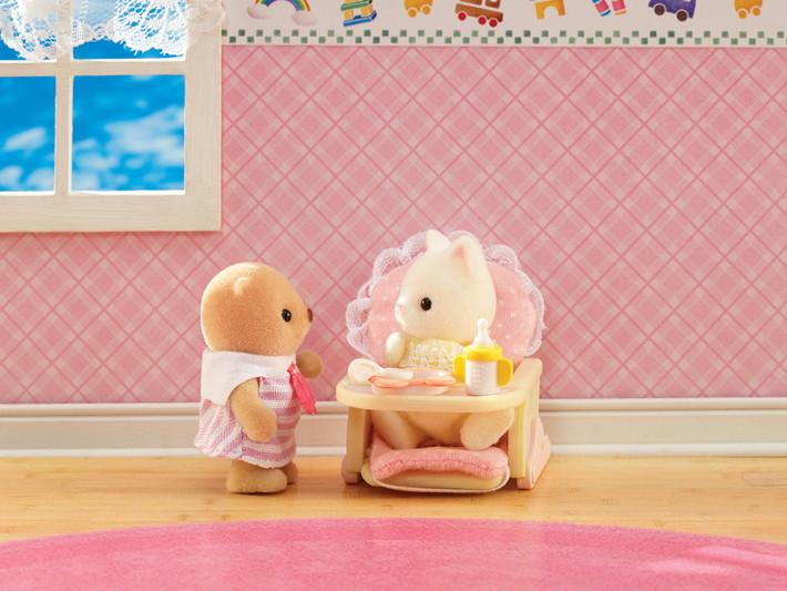 Baby's Nursery Set - 7