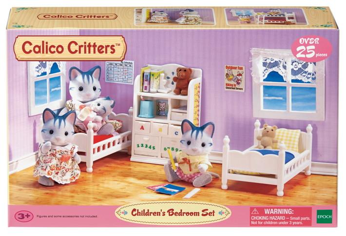 Children's Bedroom Set   Calico Critters