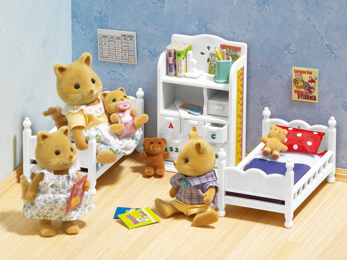 Children s Bedroom Set. Children s Bedroom Set  Calico Critters