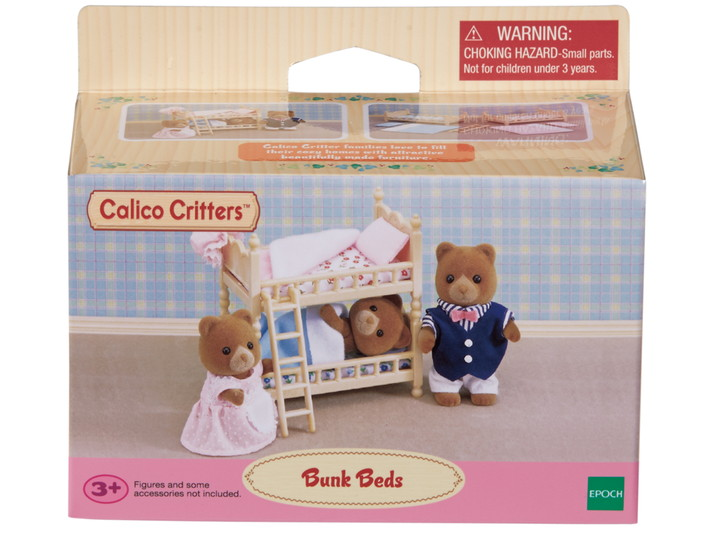 Bunk Beds Calico Critters