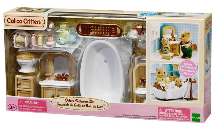 Deluxe Bathroom Set - 1