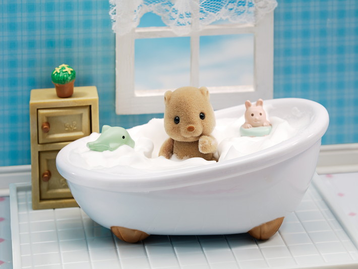 Deluxe Bathroom Set - 7