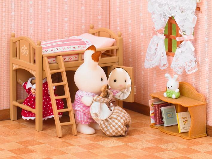Sister's Loft Bed - 2