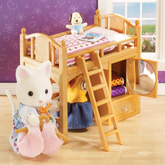 Sister's Loft Bed - 3