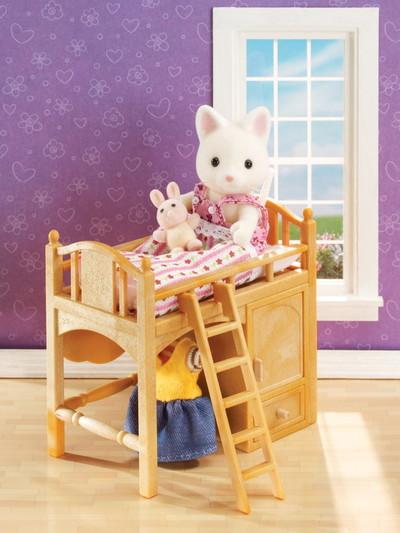 Sister's Loft Bed - 4