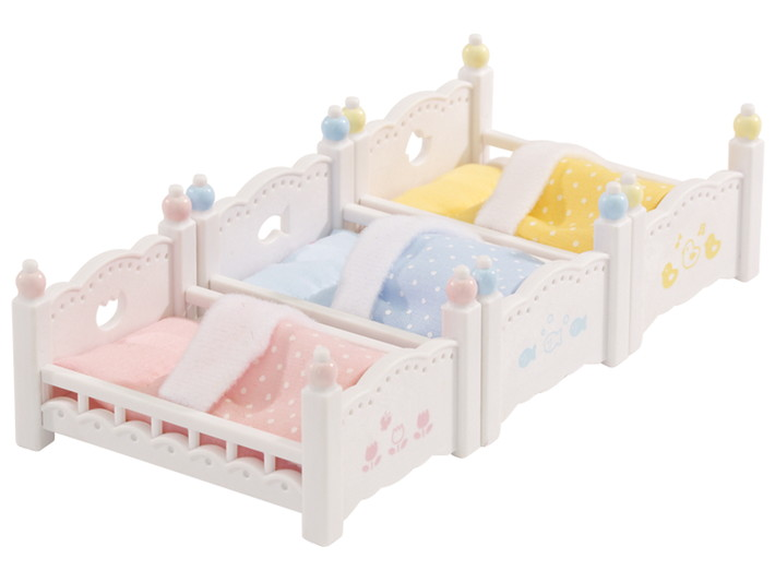 Triple Baby Bunk Beds - 3