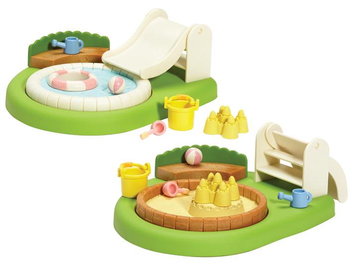 Baby Pool & Sandbox - 1