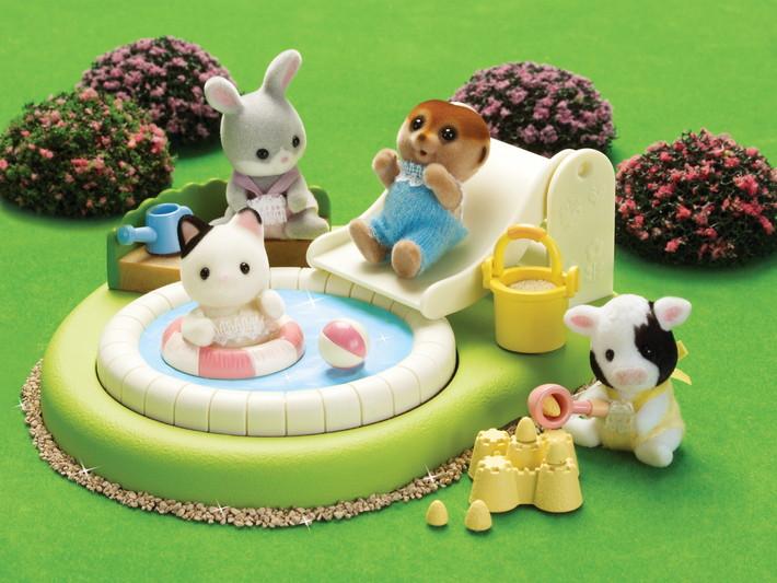 Baby Pool & Sandbox - 4